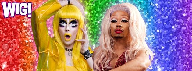 WIG! Pride Special: with Meth & Rhys's Pieces | MOLES PRIDE WEEK