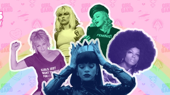 RUN the WORLD – Girl Power Anthems from across the Decades  | MOLES PRIDE WEEK