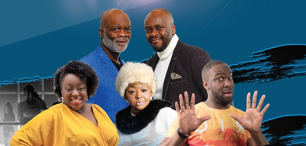 Comedy Shutdown : Harrow – Black History Month Special
