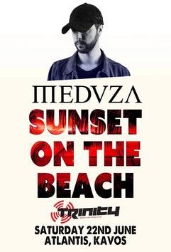 MEDVZA on the Beach