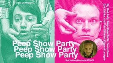 RAINBOW RHYTHMS PEEP SHOW PARTY