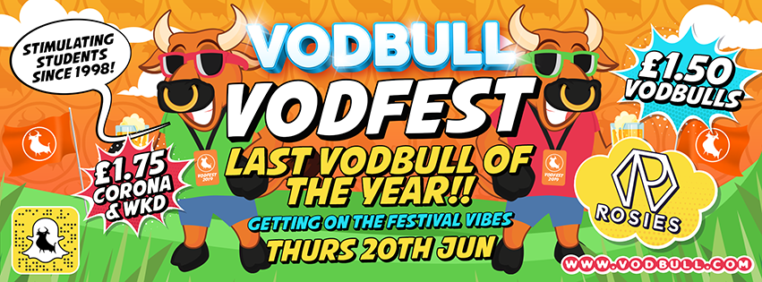 VODFEST!! FINAL VODBULL OF THE YEAR!!!!