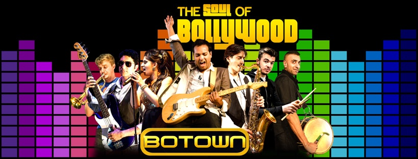 Botown : The Soul Of Bollywood Tour