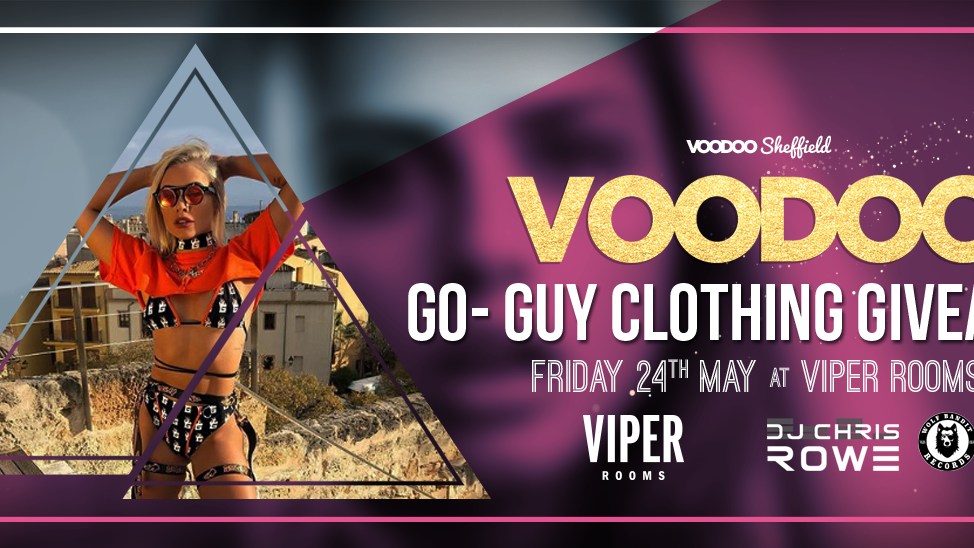 Voodoo Fridays – Go-Guy Clothing Giveaway!
