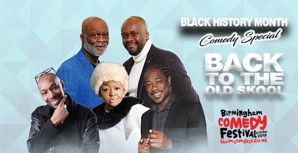 COBO : Back To The Old Skool – Black History Month Special