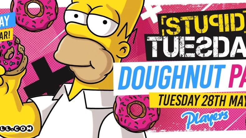 🍩 Stuesday: 1000 Free Doughnuts 🍩 FINAL TICKETS!