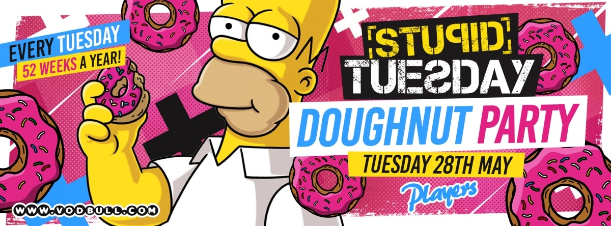 🍩 Stuesday: Doughnut Party 🍩
