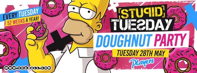 🍩 Stuesday: 1000 Free Doughnuts 🍩 FINAL TICKETS!