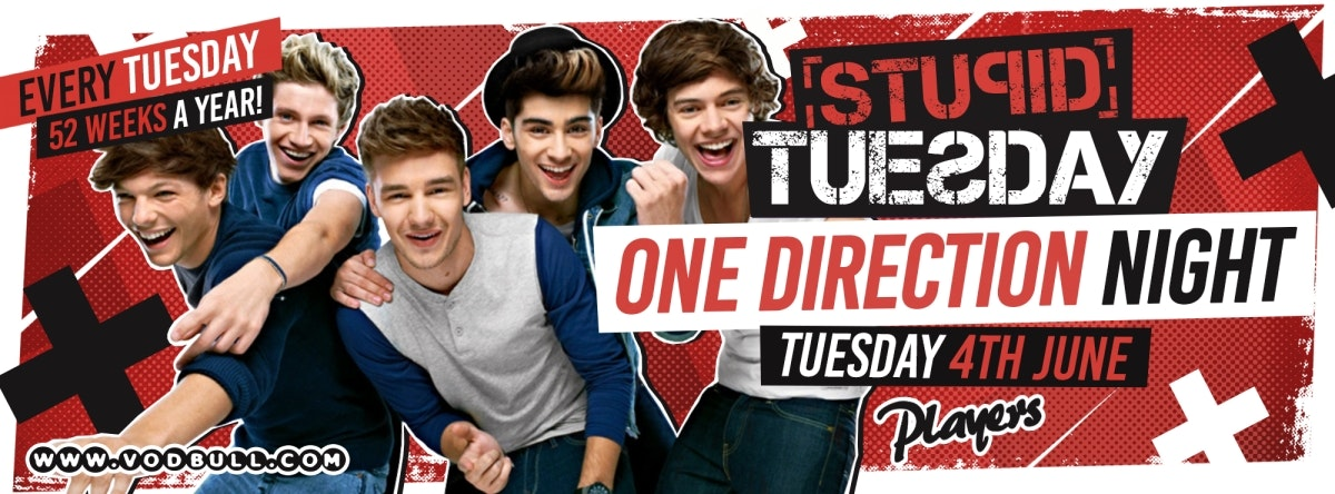 🎶 Stuesday: One Direction Night 🎶