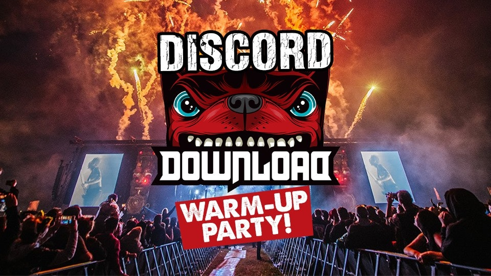 Discord – Download 2019 Warm-Up Party!