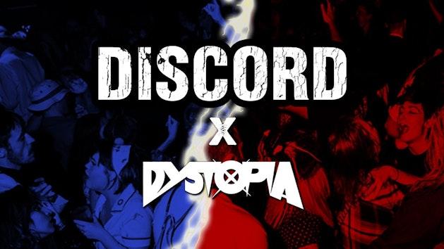 Discord x Dystopia – Farewell Party!