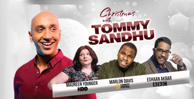 Christmas With Tommy Sandhu