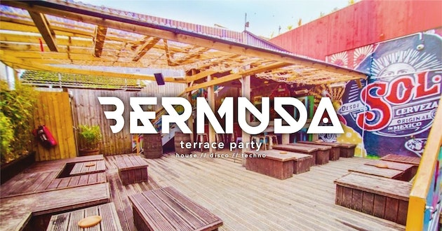 Bermuda x terrace day party