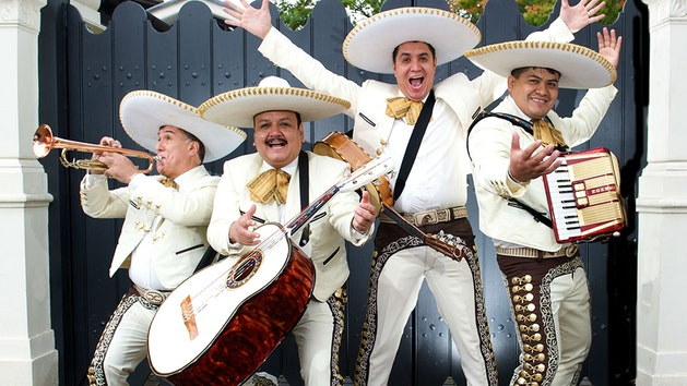 Mariachi Mexican Fiesta