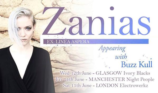 Zanias (ex-Linea Aspera) + Buzz Kull + Still Forever