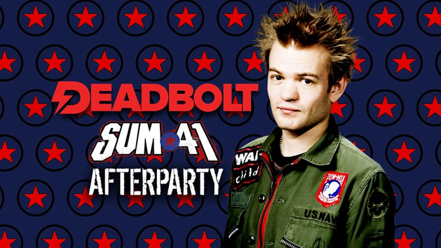 Sum 41 Afterparty / £2 entry + free Fireball with your ticket!