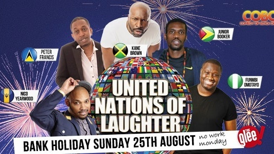 COBO : United Nations Of Laughter