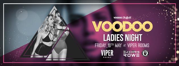 Voodoo Fridays – Ladies Night!