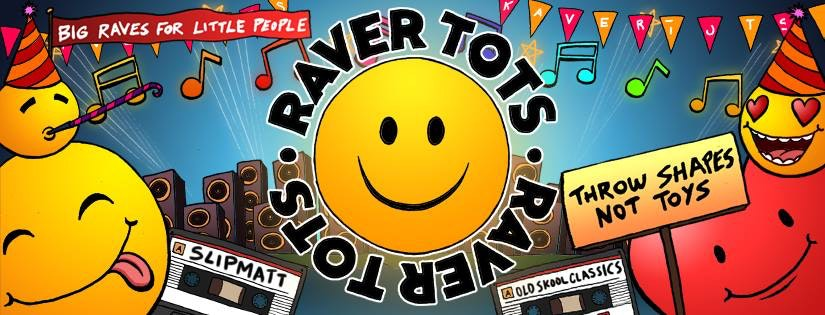Raver Tots Drum and Bass Rooftop Rave Brixton