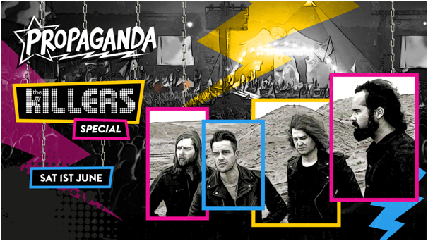 Propaganda Sheffield & Dirty Deeds -The Killers Special