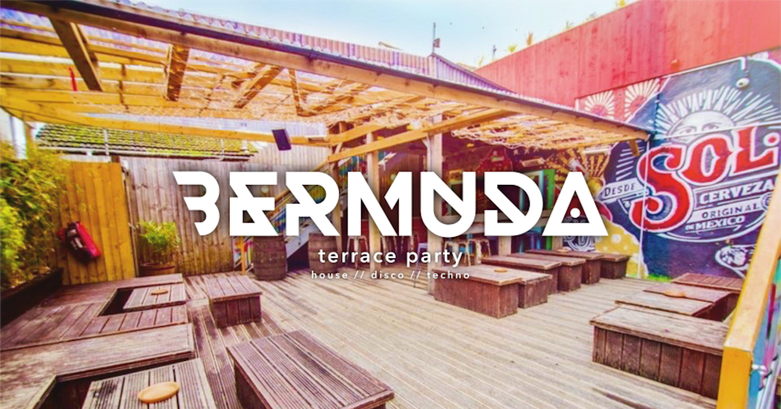 Bermuda x post SSB19 party ◬