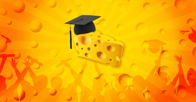 The Big Graduation Party Cheese – Non Stop Cheesy Pop!