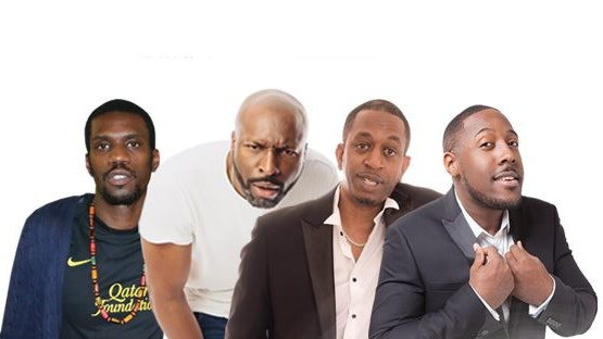 Comedy Shutdown : Slough – Black History Month Special