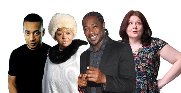 Comedy Shutdown : Preston – Black History Month Special