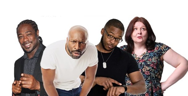 Comedy Shutdown : Coventry – Black History Month Special
