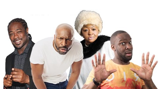 Comedy Shutdown : Leicester : Black History Month Special