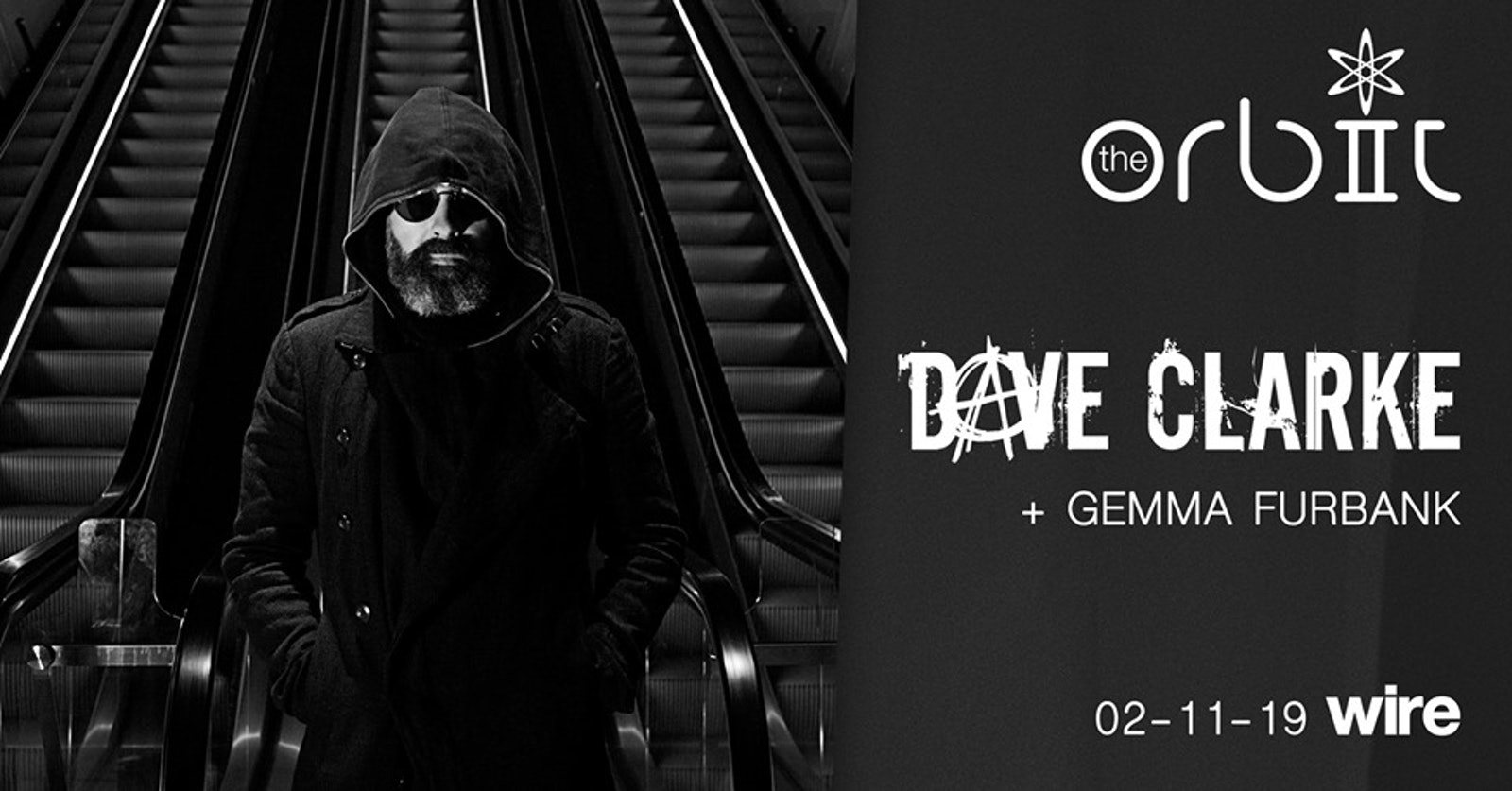 The Orbit w/ Dave Clarke