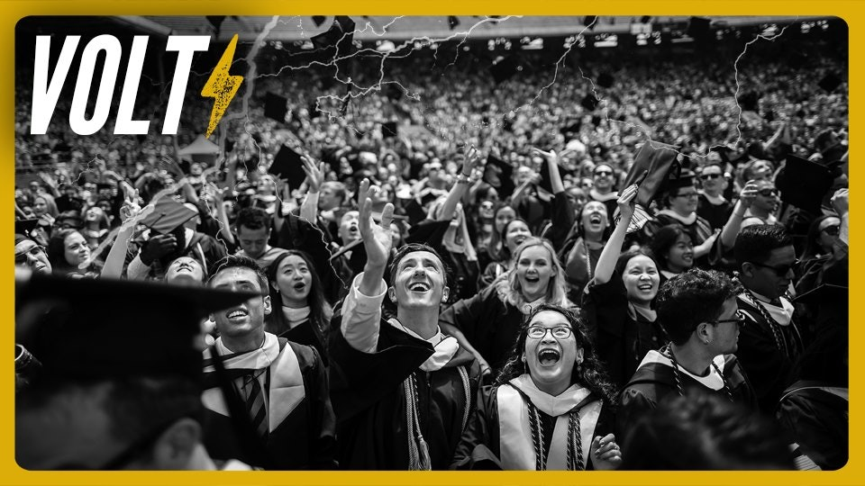 VOLT – The SU UoB – Official Graduation After Party!