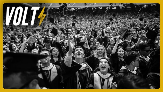 VOLT – The SU UoB – Official Graduation After Party!