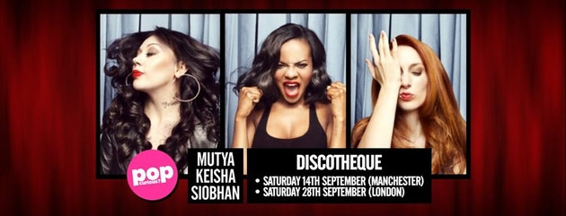 MKS + Sugababes Disco in Manchester