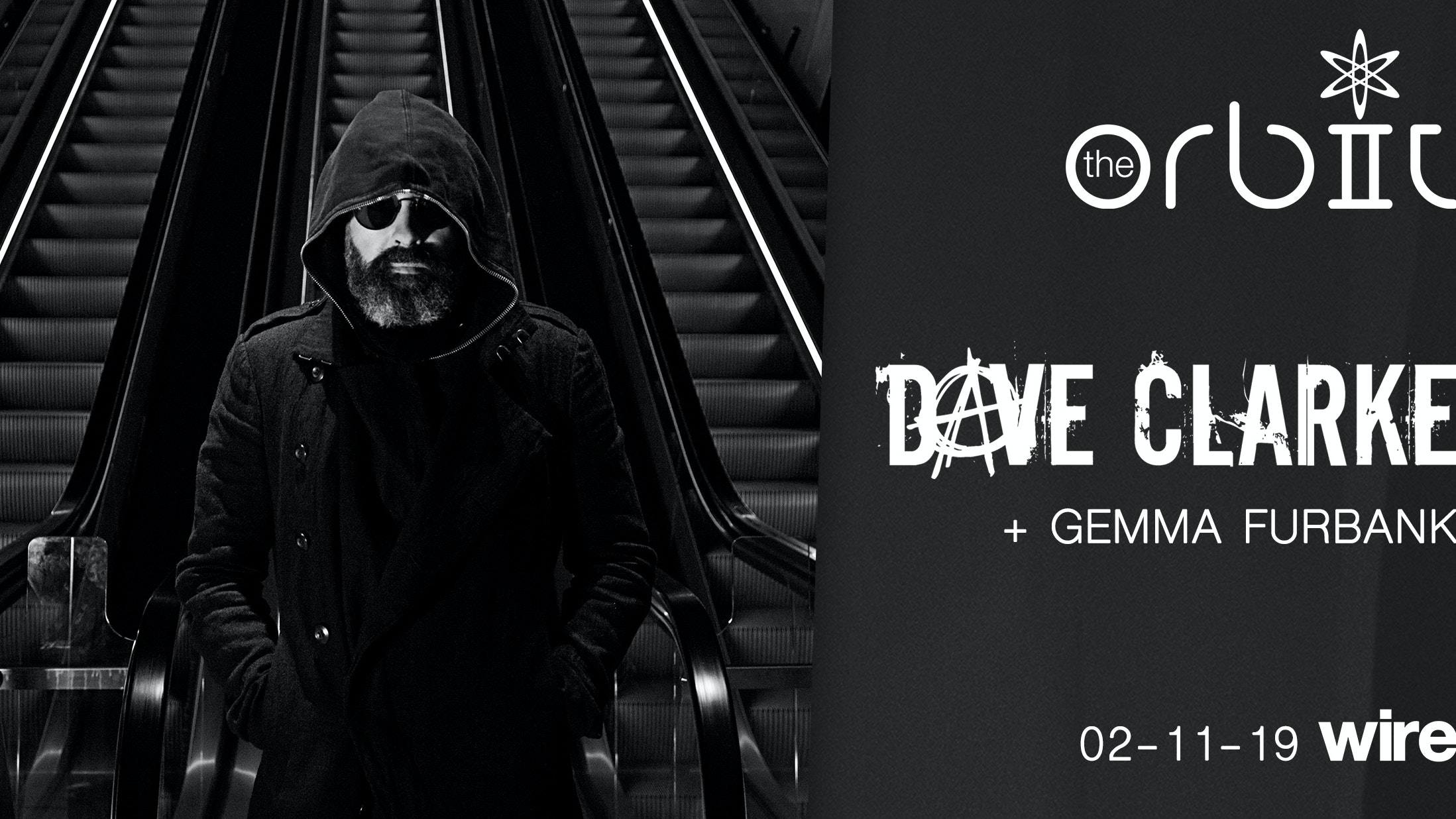 Dave Clarke (Leeds) – The Orbit