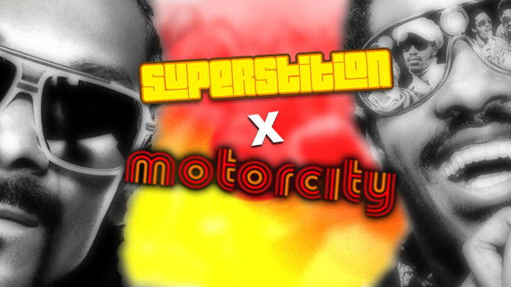 Superstition x Motorcity – Hip-Hop, Motown, R'n'B, Funk & Soul!