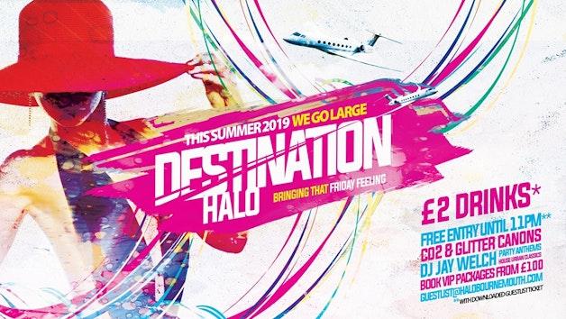 Destination Halo