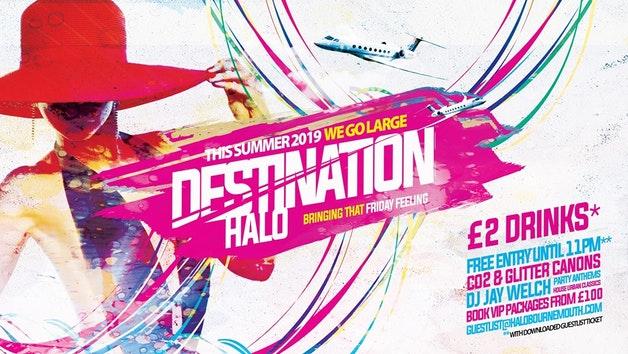 Destination Halo w/ TJ Byham