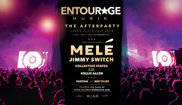 Entourage Musik presents: The Afterparty w/ Mele