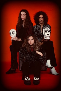 The Velveteers & The Pearl Harts