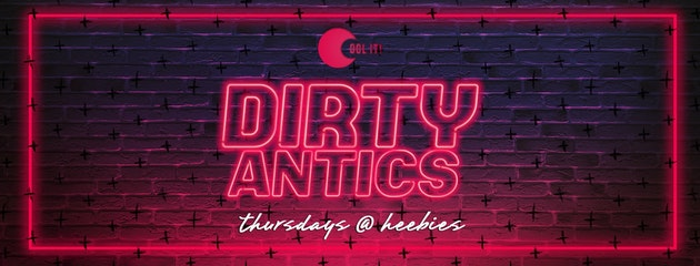 Dirty Antics Thursdays – A LEVEL Results Special