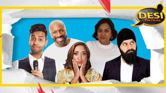Desi Central Comedy Show : Harrow