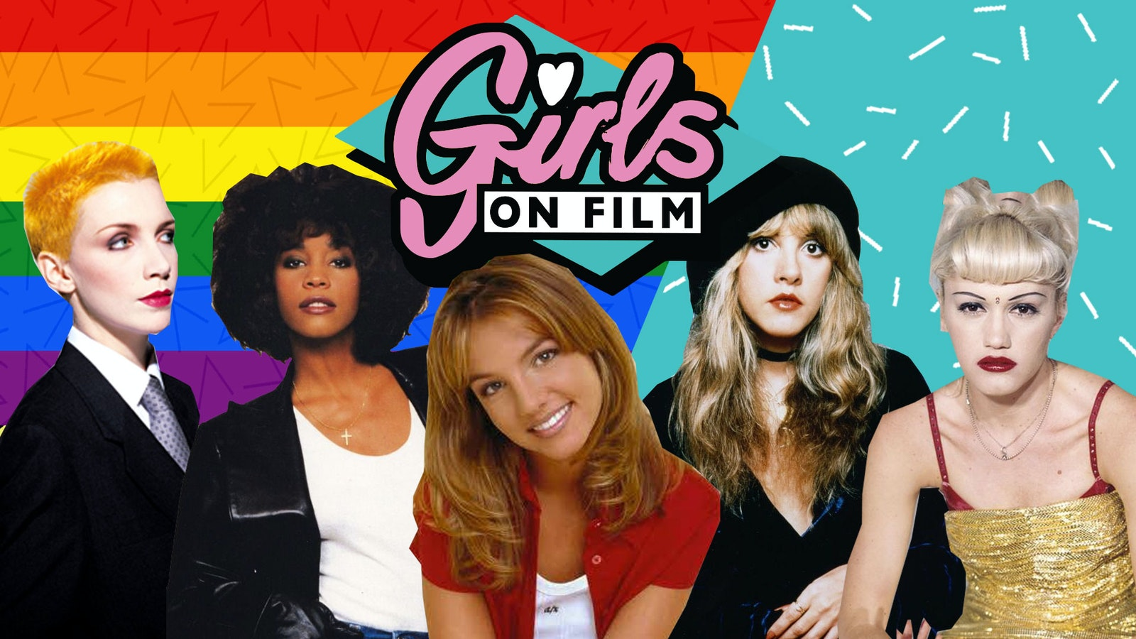GIRLS ON FILM – PRIDE PARTY