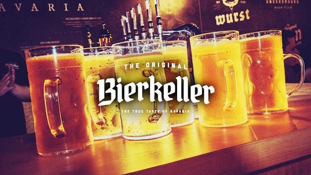 Bierkeller – Saturday Packages
