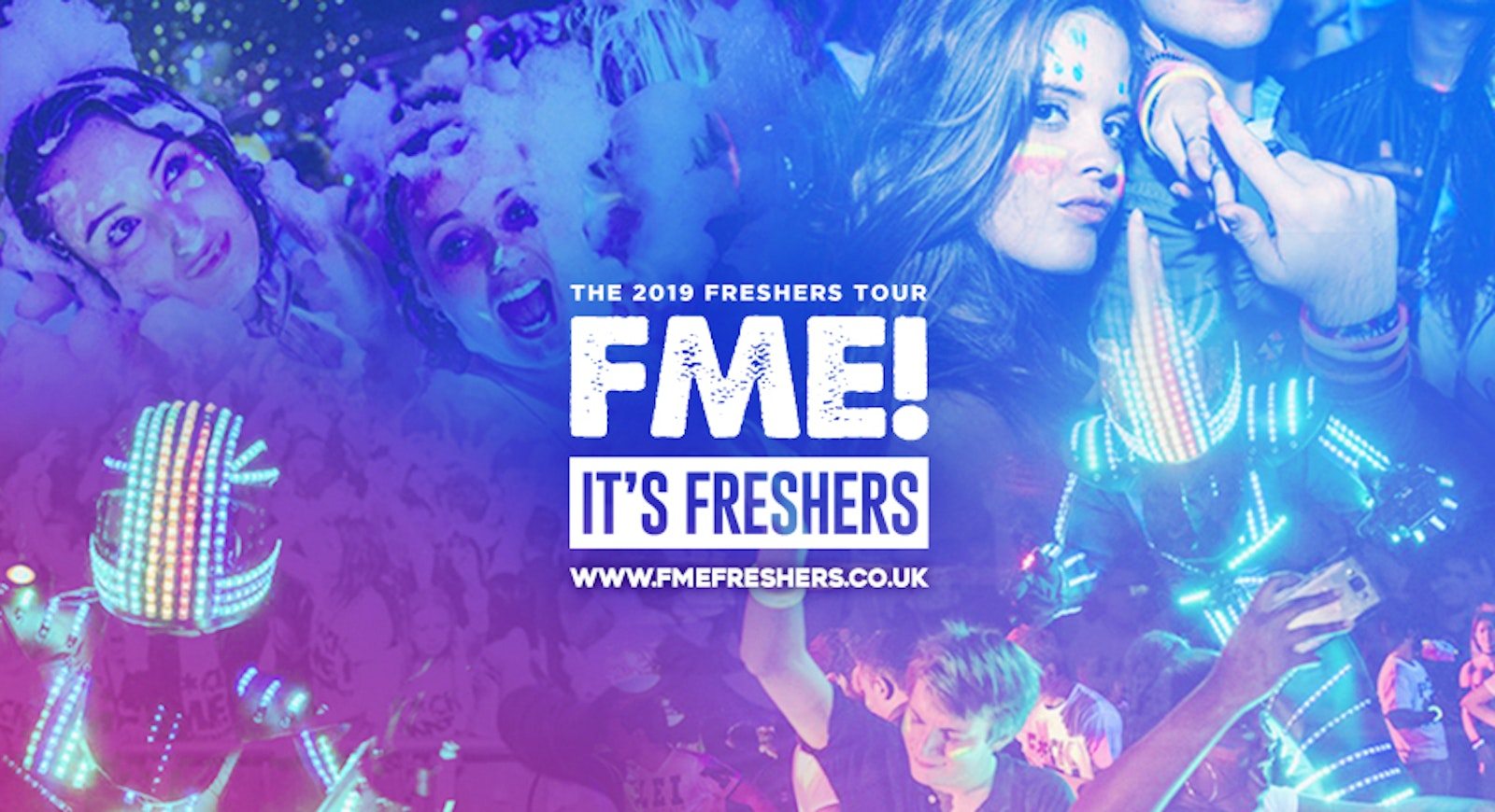 F*CK ME It's Freshers // Surrey Freshers 2019 (Guildford)