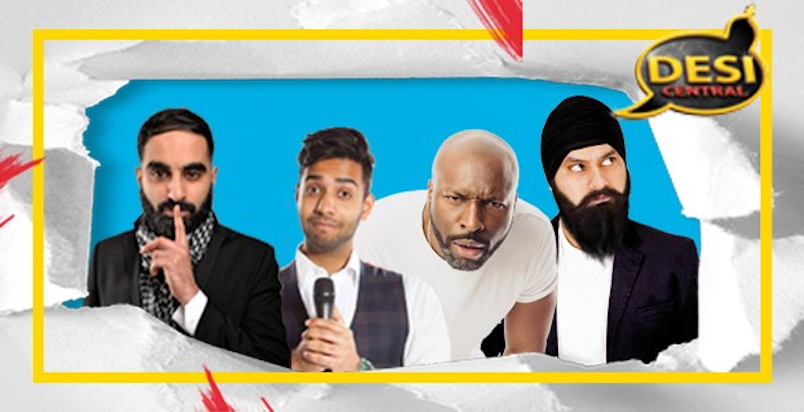 Desi Central Comedy Show : Coventry