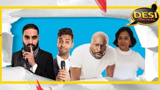 Desi Central Comedy Show : Cardiff