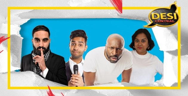 Desi Central Comedy Show : Cardiff