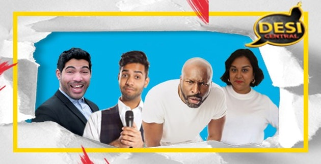 Desi Central Comedy Show : Northampton