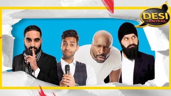 Desi Central Comedy Show : Hornchurch